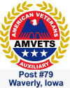 auxiliary logo post 79