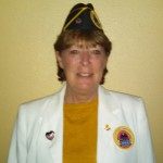 Mary Steinbach- AMVETS Ladies Auxiliary President 2014-2015