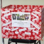 Drop box for Iowa Veterans Home, Marshalltown.